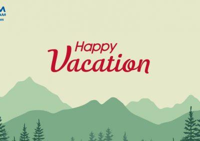HAPPY VACATION – Chào mừng ngày Quốc khánh 02-09