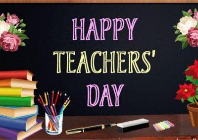 Thay lời tri ân đến thầy cô giáo 2018