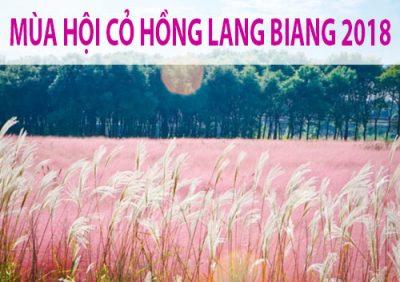 (Tiếng Việt) Kế hoạch tổ chức Mùa Hội Cỏ Hồng Lang Biang năm 2018