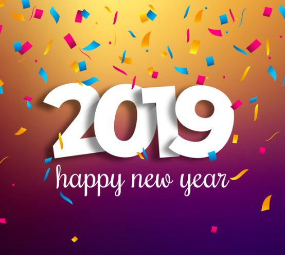 Happy New Year Party 2019