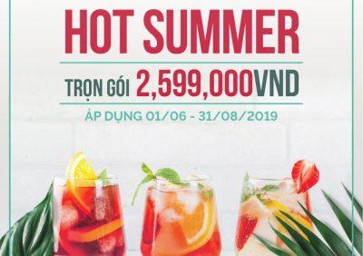 Mùa hè rực rỡ tại SAM Tuyền Lâm Resort Đà Lạt