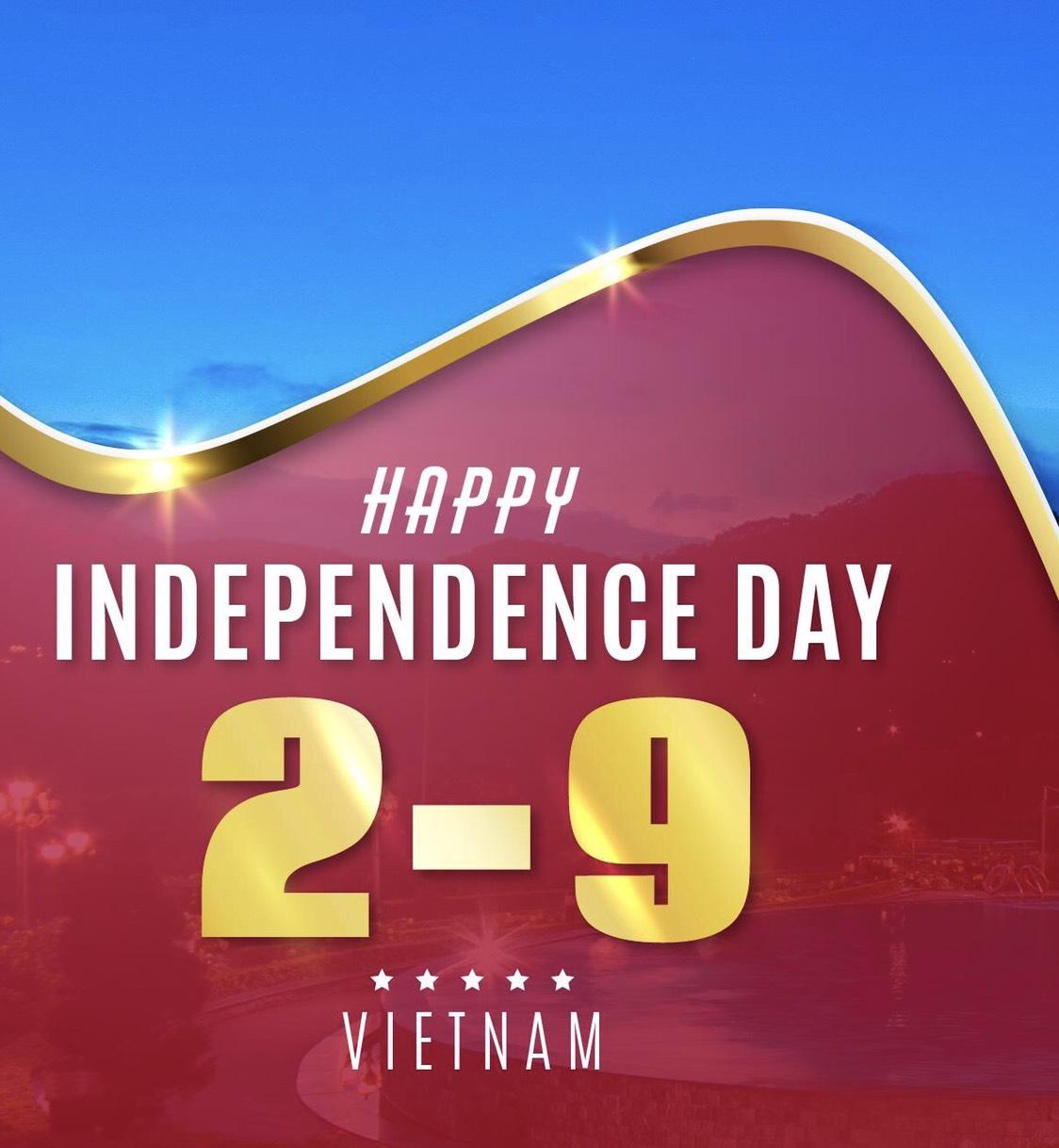 (Tiếng Việt) Chào Mừng Quốc Khánh Việt Nam 02/09