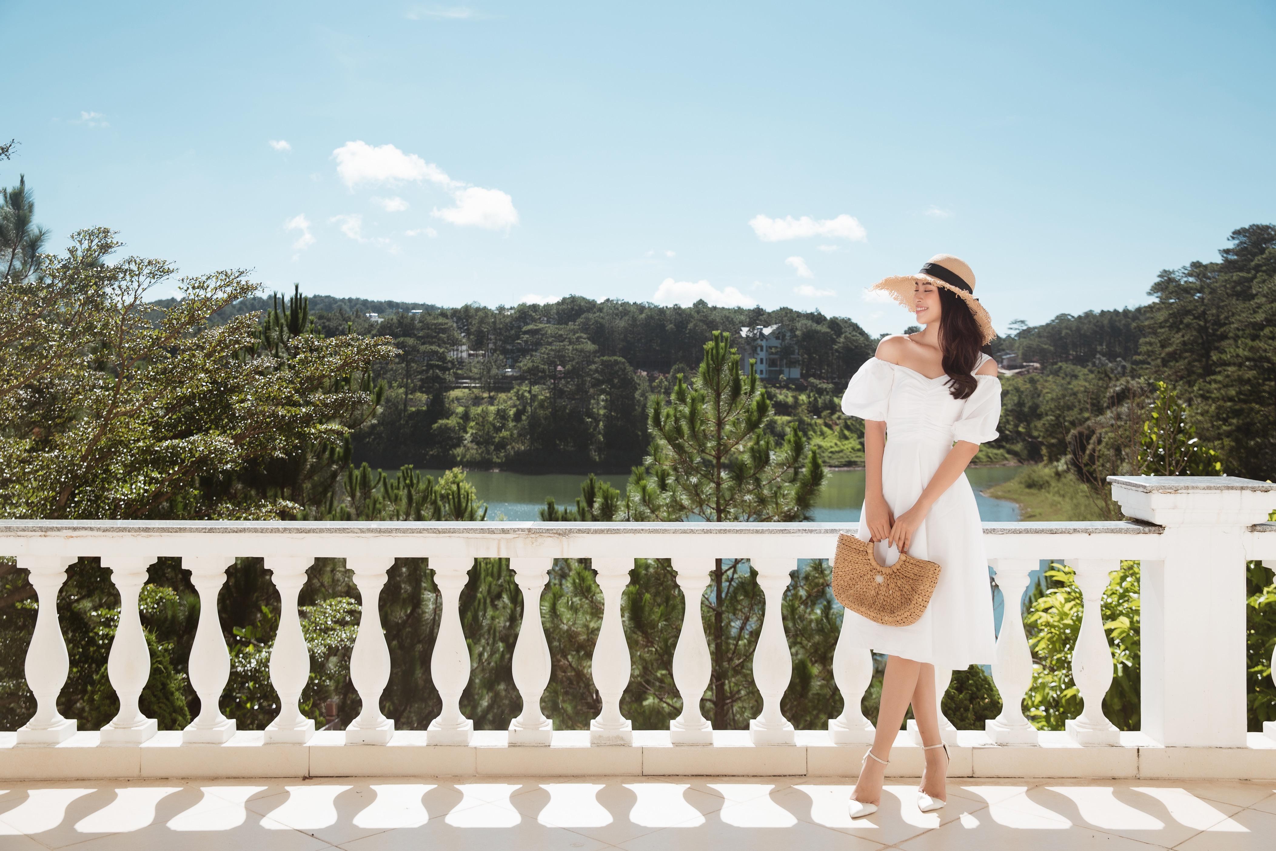 (Tiếng Việt) Tiểu Vy quay trở lại nghỉ dưỡng tại SAM Tuyền Lâm Golf & Resorts Đà Lạt