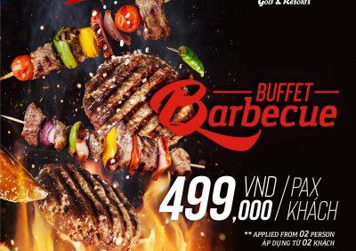 Buffet Barbecue – Bữa tiệc cho mọi người