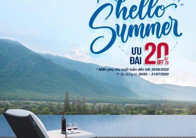 (Tiếng Việt) Chào hè 2020 rực rỡ với những ưu đãi cực chất