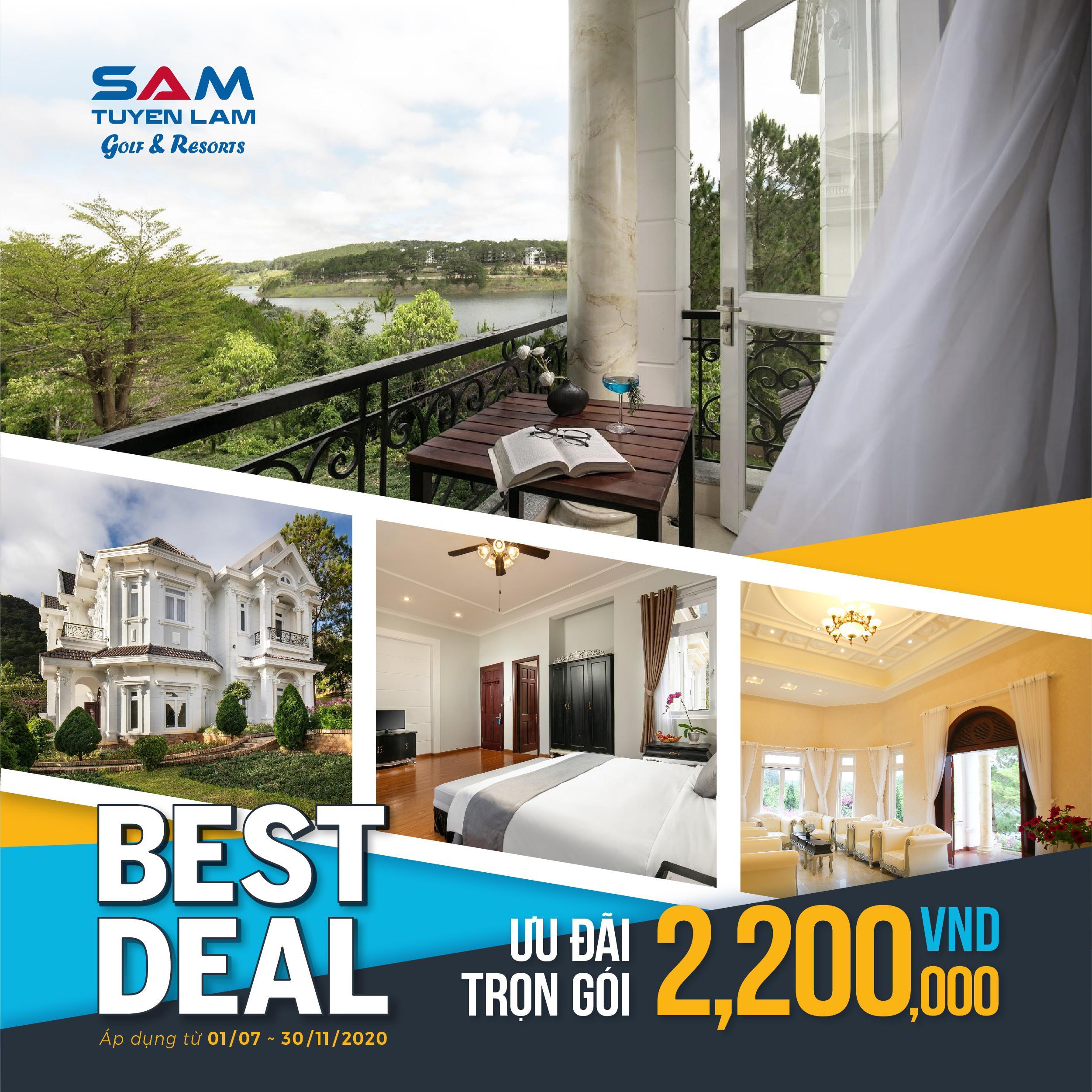 (Tiếng Việt) Best Deal 2020