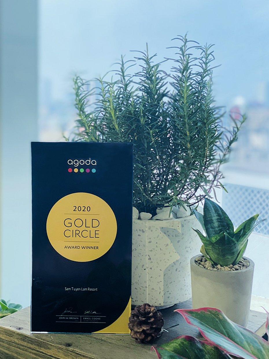 (Tiếng Việt) Gold Circle 2020 – Award Winner