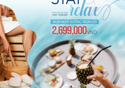 (Tiếng Việt) Stay & Relax 2021