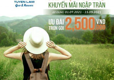 (Tiếng Việt) Hè rộn ràng – Khuyến mãi ngập tràn 3N2Đ